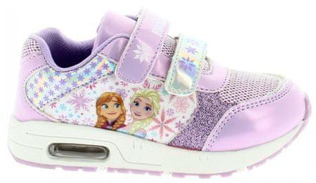 Disney by Arnetta dekliški športni copati Frozen, 25, vijolični