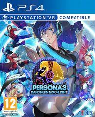 Atlus igra Persona 3: Dancing in Moonlight (PS4)