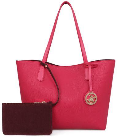 Beverly Hills P.C. růžová kabelka