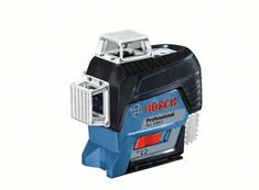 BOSCH Professional linijski laser z rdečim žarkom GLL 3-80, (0601063R03)