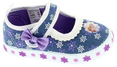 Disney by Arnetta buty dziewczęce Frozen 23 niebieski