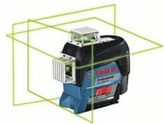 BOSCH Professional linijski laser z zelenim žarkom GLL 3-80 CG (0601063T03)