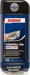 Sonax barvna polirna pasta NanoPro, modra, 500 ml