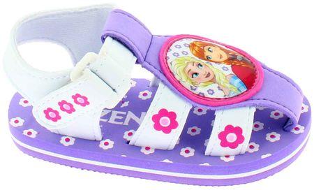 Disney by Arnetta lányka szandál Frozen 27 lila