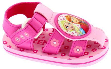 Disney by Arnetta lányka szandál Frozen 21 rózsaszín