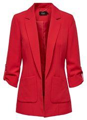 ONLY Damski blazer K ayla 3/4 Anna Blaze r Tlr Mars Red