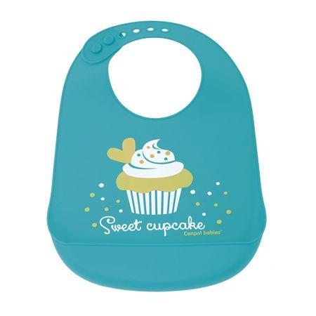 Canpol babies silikonski slinček - Odprta embalaža