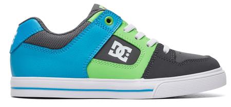 DC Pure Elastic B Shoe Xsgb Grey/Green/Blue 39 - rozbaleno