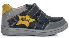 Ponte 20 Fiú bőr cipő