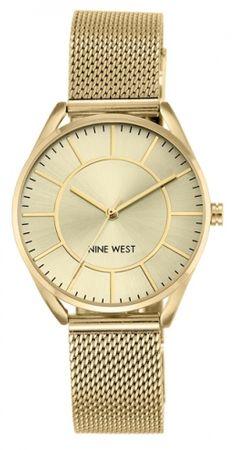 Nine West zegarek damski NW/1922CHGB