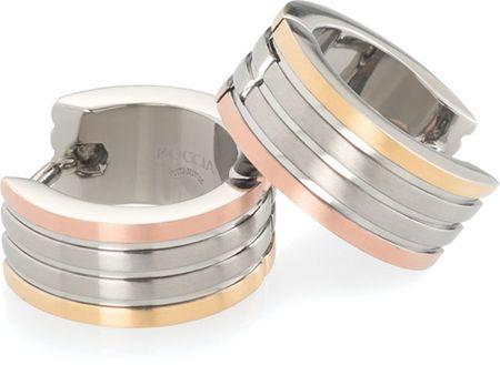 Boccia Titanium Pozlátené titánové kruhy 0592-02