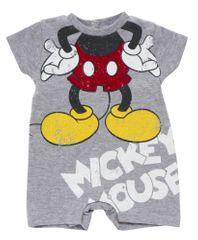 Cangurino ubranko chłopięce Mickey