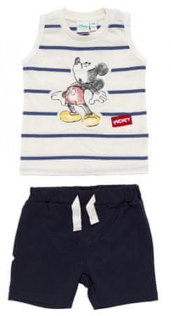Cangurino komplet chłopięcy Mickey 68 niebieski