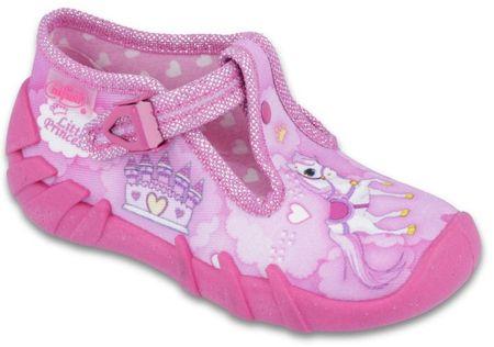 Befado Speedy lány papucs 23 rózsaszín