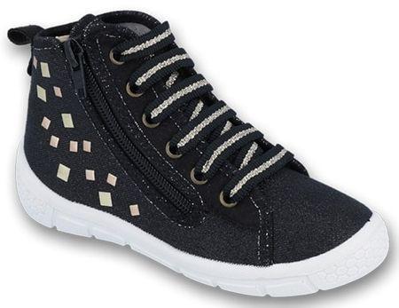Befado Honey lány sportcipő 28 fekete