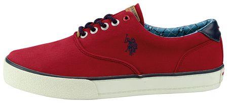 U.S. POLO ASSN. férfi tornacipő Theodor 43 piros