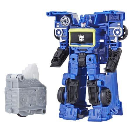 Transformers Bumblebee Energon Igniter Power Plus Soundwave