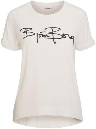 Björn Borg ženska majica Tee Dessi, 38, bež