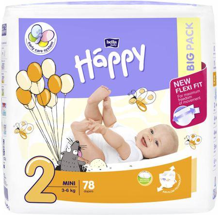 Bella Happy Mini - 78 ks