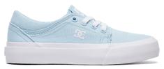 DC tenisówki dziewczęce Trase Tx G Shoe Pwd Powder Blue