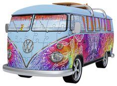 Ravensburger VW indiai nyár autóbusz 162 darab
