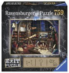 Ravensburger Exit Puzzle: Csillagvizsgáló, 759 darabos