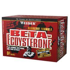 Weider Beta-Ecdysterone 84 kapslí