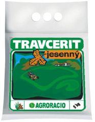 Agroracio TRAVCERIT PODZIMNÍ hnojivo na trávník - více velikostí