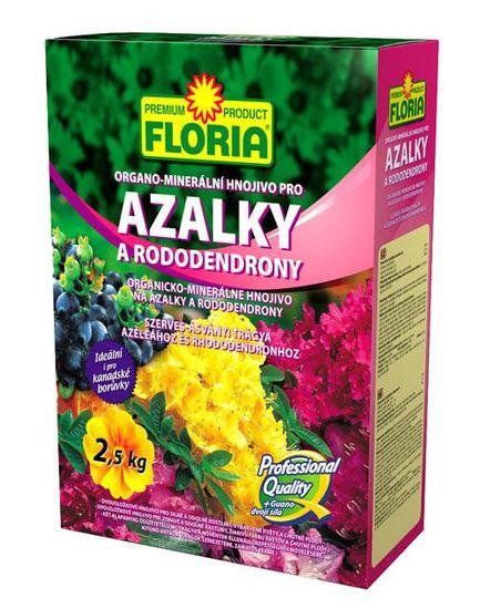 AGRO CS Floria azalky a rododendróny (2,5 kg)
