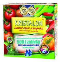AGRO CS Kristalon zdravá paradajka a paprika