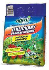 AGRO CS Jesenné hnojivo na ihličnany a iné okrasné dreviny