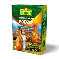 AGRO CS Floria trávnikové hnojivo jeseň
