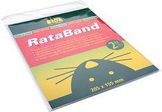 Papírna Moudrý Rataband lepová pasca na myši