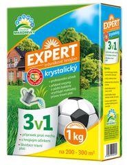 Forestina Expert kryštalické trávnikové hnojivo 3v1