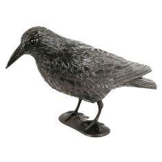 Qenerika Maketa havrana na plašenie holubov a vtákov