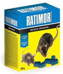 UNICHEM Biotoll Ratimor rágcsáló írtó parafinos blokk