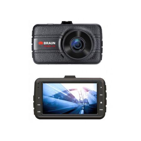 Braun auto kamera, B box T5
