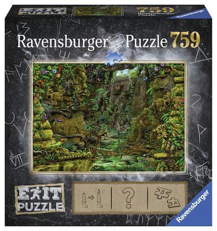 Ravensburger Exit Puzzle: Angkori templom 759 darabos