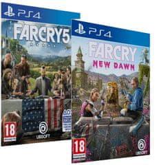 Ubisoft igra Far Cry 5 & Far Cry: New Dawn (PS4)