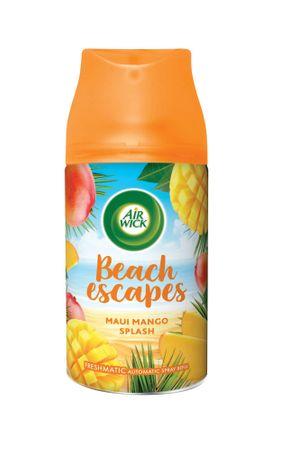 Air wick Freshmatic Maui Mango Splash nadomestno polnilo, 250 ml