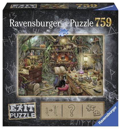 Ravensburger Exit Puzzle: Varázskonyha 759 darab