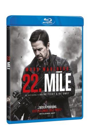 22. míle - Blu-ray