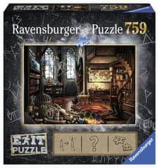 Ravensburger Exit Puzzle Dračí laboratoř 759 dílků