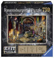 Ravensburger Exit Puzzle: Királyi vár 759 darab