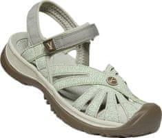 KEEN ženski sandali Rose Sandal W Lily Pad/Celadon US 9,5 EUR 40 - Odprta embalaža