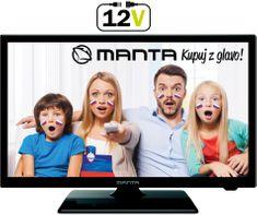 Manta LED TV prijamnik 22LFN38L