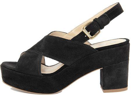 Eye dámské sandály 37 čierna