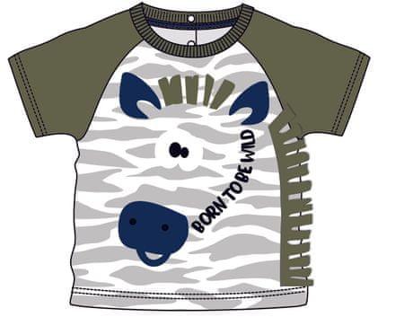 Mix 'n Match dětské tričko s potiskem 92 zelená