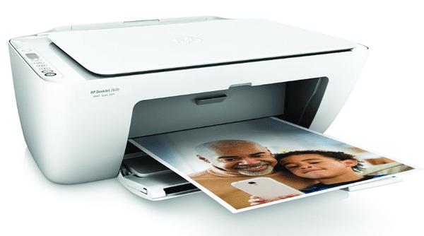 Večfunkcijska brizgalna naprava DeskJet 2620
