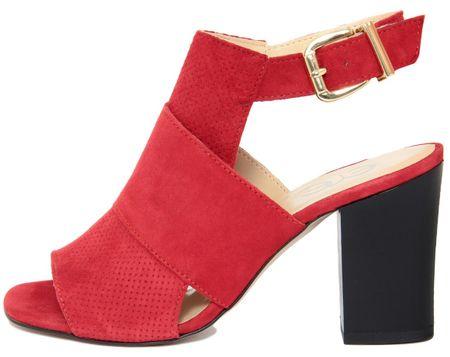 Eye dámské sandály 36 červená